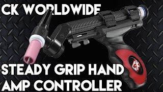 "CK Worldwide Steady Grip ""Pistol Grip"" Hand Control Review | TIG Time"