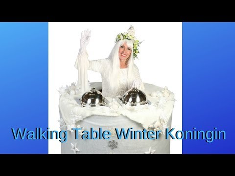 Walking Table - Winter Koningin huren?