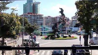 preview picture of video 'Timelapse - Un paseo turístico por Vigo'