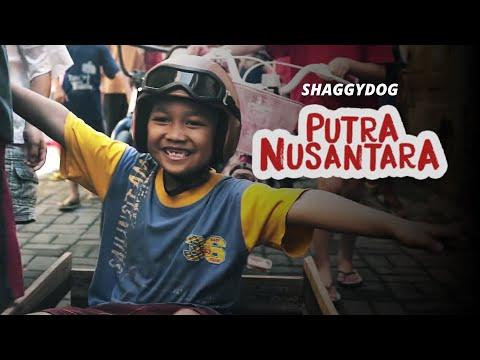 Shaggydog Feat. Iwa. K - Putra Nusantara  (Official Video)