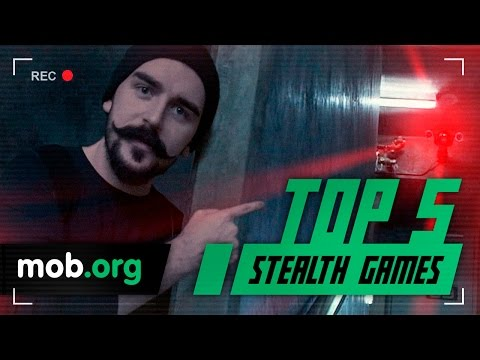 TOP 5: Stealth Games for Android