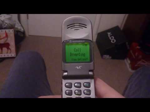 Rare Motorola V3688 MC2-41E11 review