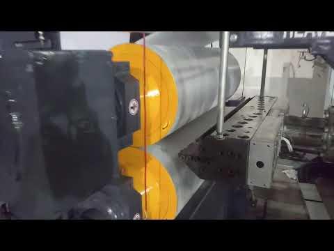 HDPE Sheet Extrusion Line Machine