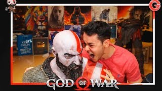 MI MAYOR ENFADO EN GOD OF WAR - TheGrefg