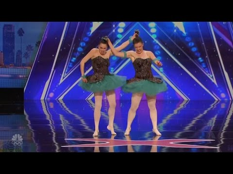 America's Got Talent 2016 Compilation of Crushed Comedians Full Audition Clip S11E02