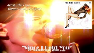 Since I Held You - The Cars (1979) HD 192/24 FLAC