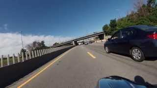 preview picture of video 'Motorcycle Ride to Work (Ottawa, Ontario)'