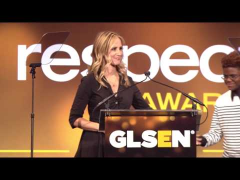 Chely Wright & Spencer Washington | GLSEN Respect Awards - New York