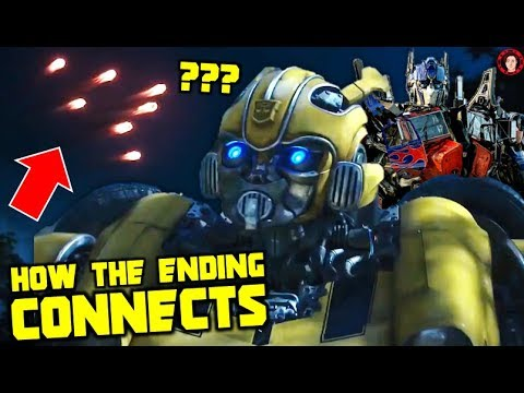 Producer Explains How The Bumblebee Ending Connects To Transformers (2007)