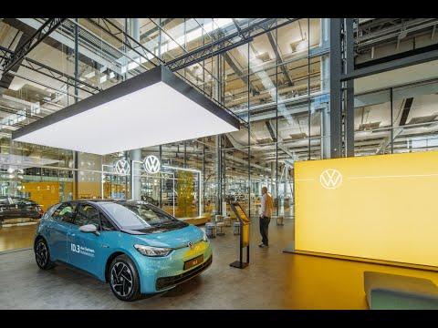 Volkswagen začal vyrábět ID.3 v Drážďanech