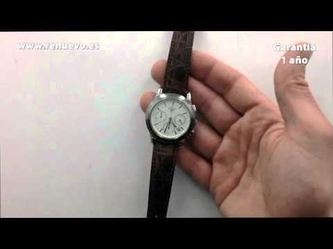 Reloj LONGINES Flagship Chronograph de segunda mano E243053