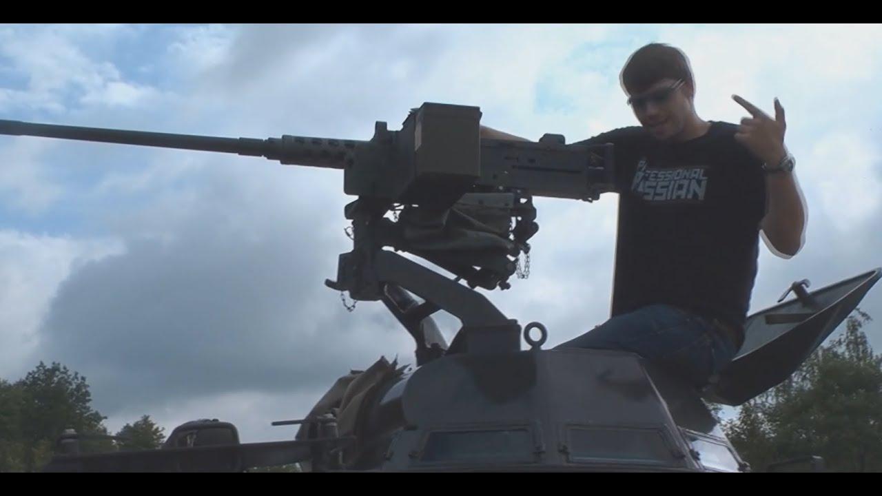FPSRussia Drives A Tank Through McDonald's Drive Thru
