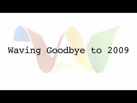 Google Wave Presents The Year 2009