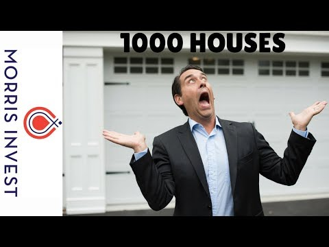 How to Get to 1000 Rental Houses