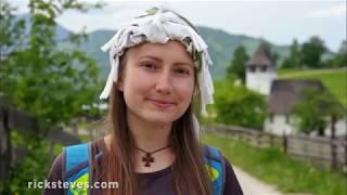 Thumbnail of the video 'Romania's Roma Population'