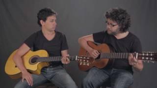 Juan Andrés Y Nicolás Ospina - Qué Difícil Es Hablar El Español