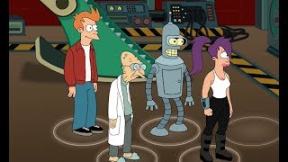 """""""Futurama: Worlds of Tomorrow"""" Gameplay for new World-Building Mobile Game"""