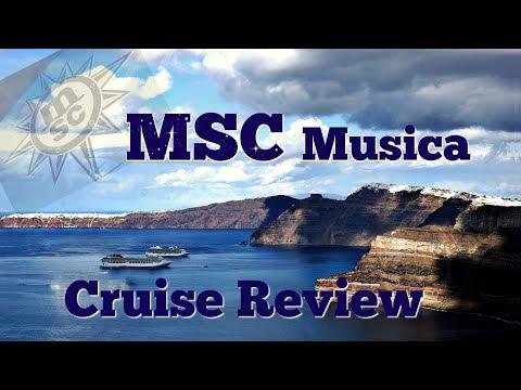 Msc Musica Aurea Suite Experience Mediterranean Cruise Review!
