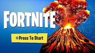The SEASON 6 VOLCANO EVENT in Fortnite.. (THE TRUTH + FACTS) | Kholo.pk