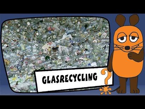 Wie wird Altglas recycelt? - Glasrecycling - Sachgeschichten mit Armin Maiwald