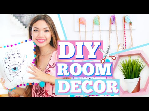 DIY Tumblr Room Decor! Easy & Affordable for Summer!