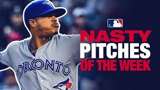 Nastiest Pitches of the Week, 02 Mayo 2019