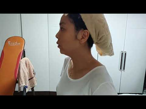 아줌마브이로그 vlog 살벌한 외출준비 일상^^