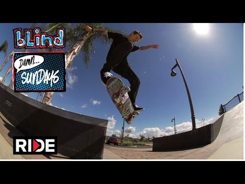 Cody McEntire Rips Poods Park - Blind Damn Sundays