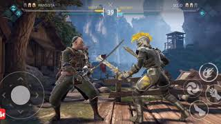 Shadow Fight Arena Gameplay 6 | Insane Match | Must Watch HD
