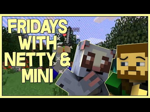 Fridays With Netty and Mini - Speed UHC - Part 2
