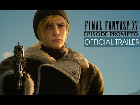Final Fantasy XV: Episode Prompto Trailer (with subtitles) thumbnail