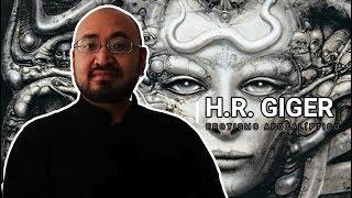 H.R. Giger - Erotismo Apocalíptico
