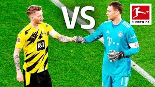 Marco Reus vs. Manuel Neuer - The GOAT's Nemesis story