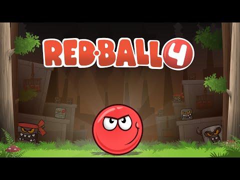 Red ball 4 обзор игры андроид game rewiew android