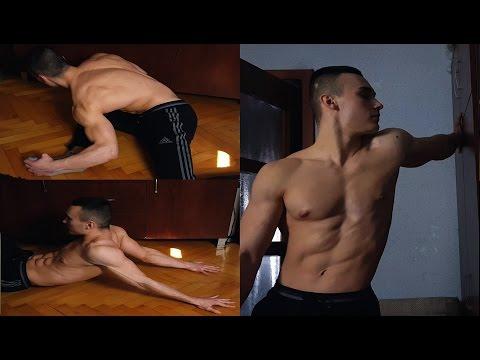 Jak zbudować mięśnie klatki piersiowej ładnie