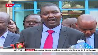 North rift governors order immediate closure of all morgues, burial to be conducted within 24 hours