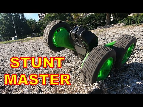 RC Car with STUNT Skills on the Next Level!
