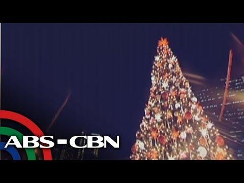 Rated K: Araneta's 100-feet Christmas Tree