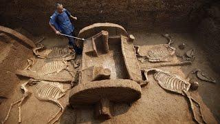 Главная загадка для археологов.