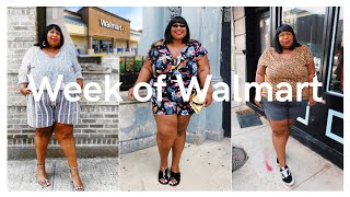 I WORE WALMART CLOTHES FOR A WEEK