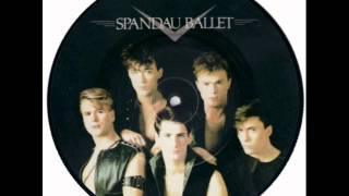 SPANDAU BALLET - INSTINCTION - GENTLY