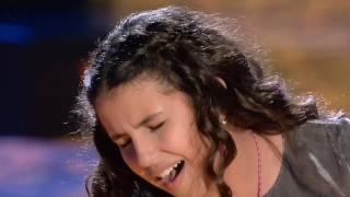 "Esperanza: ""A Que No Me Dejas"" – Final  - La Voz Kids 2017"