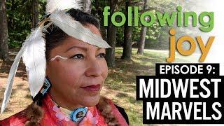 Dancing Joy Vlog: Following Joy - Ep 9: Midwest Marvels!