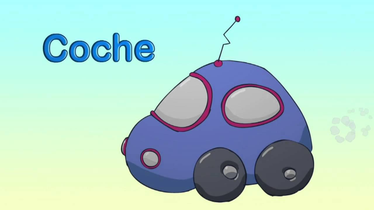 Cómo se dice coche en inglés.