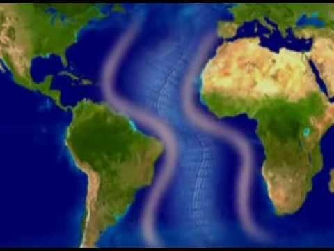История Атлантического океана
