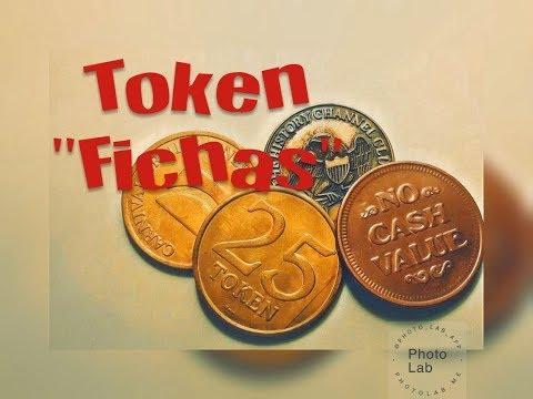 Monedas Token -  Fichas