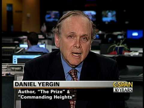 Sample video for Daniel Yergin