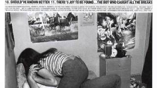 The Thrills - There's Joy To Be Found...The Boy Who Caught All The Breaks