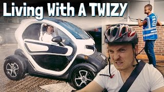 Living With A Renault Twizy: What It's REALLY Like