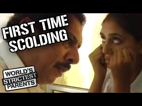 Indian Father Scolds Teens | World's Strictest Parents